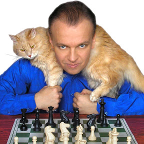 GM Crest Chess-Online streamer picture